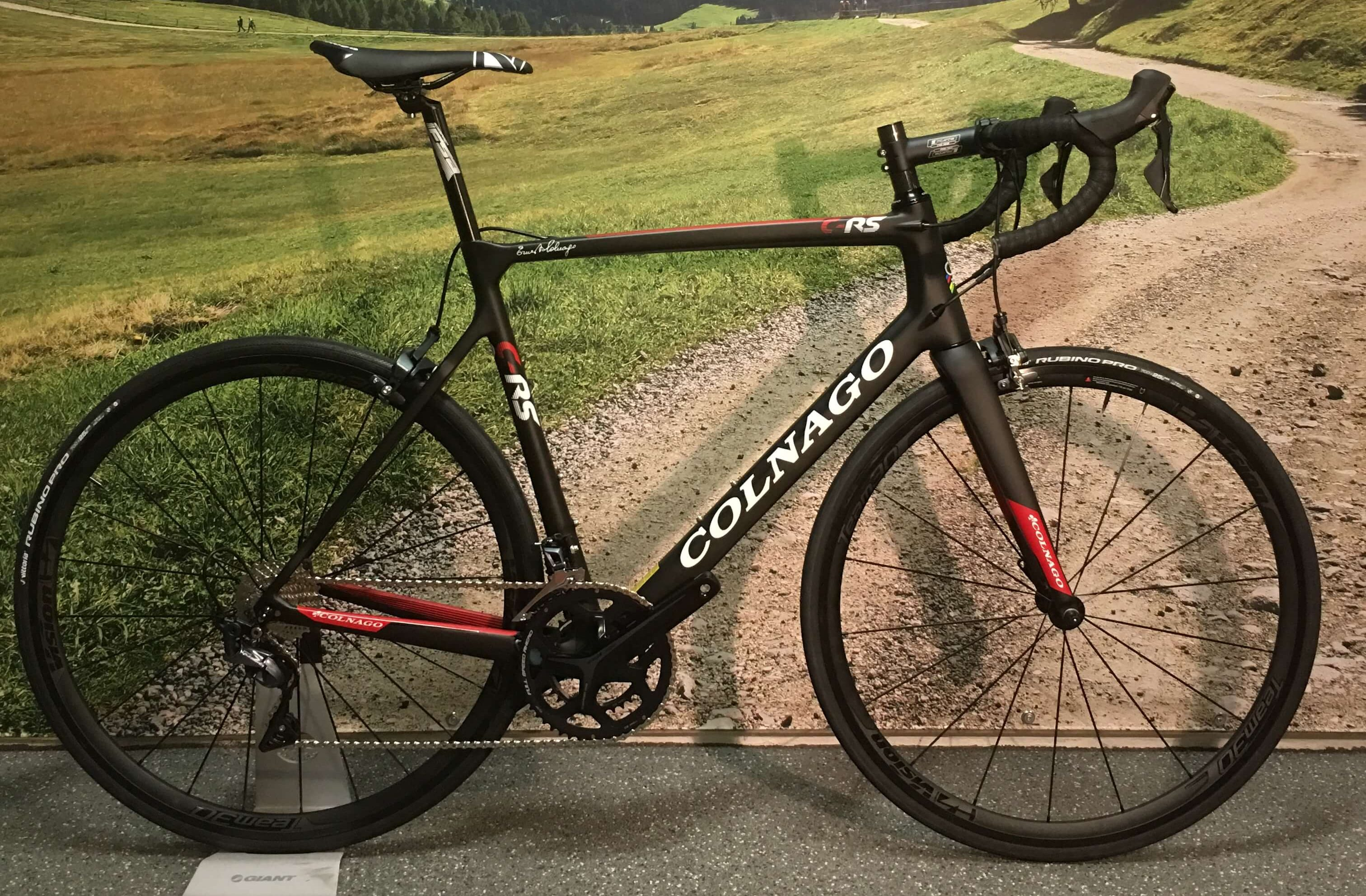 Colnago C-RS CRS 56s (Verkocht)