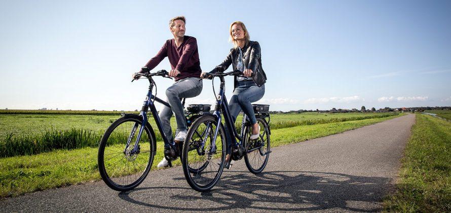 Ruim assortiment elektrische fietsen van Giant en RIH