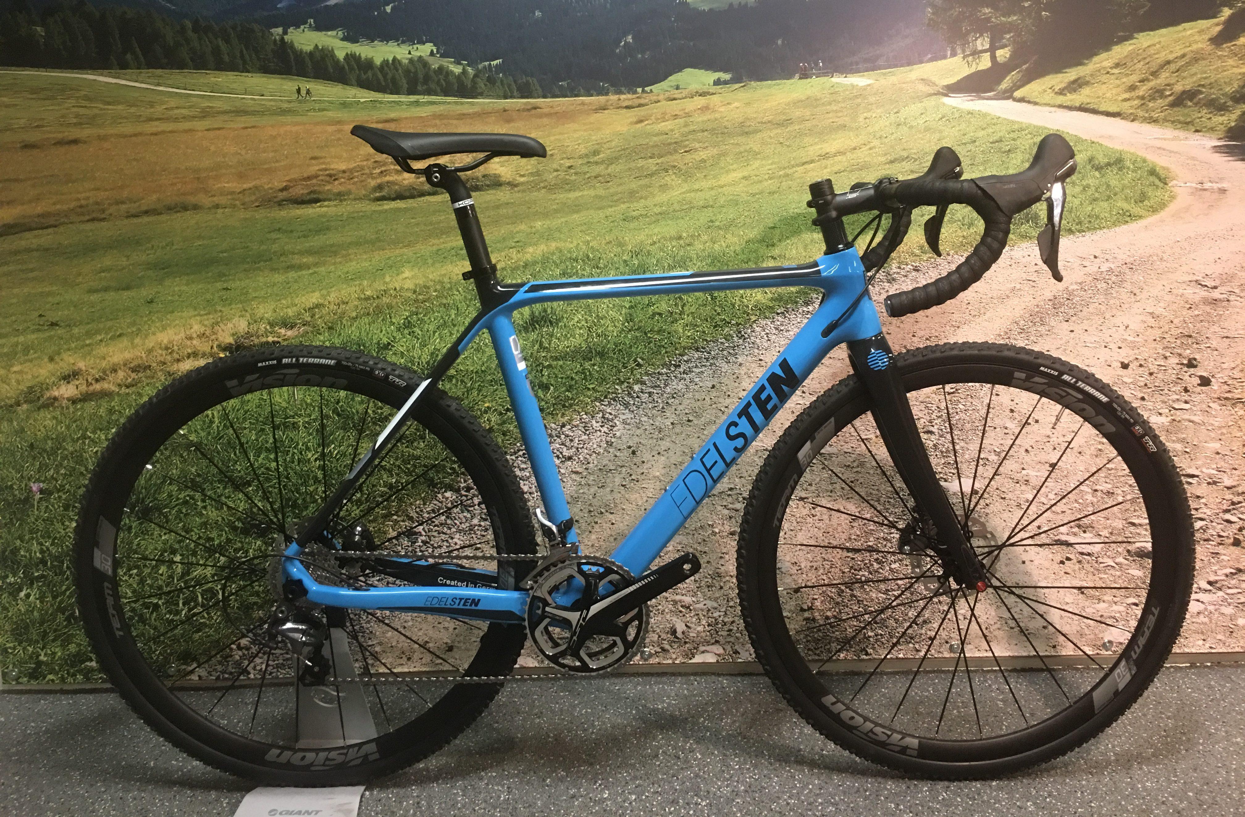 Edelsten Cyclocross CX2 Disc Light 54cm (Verkocht)