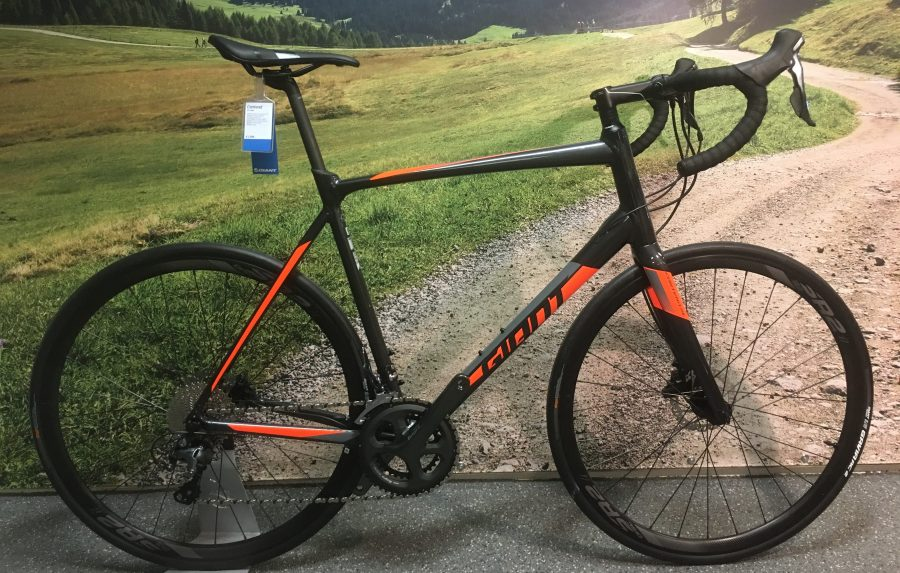 Giant Contend SL 2 Disc 2019