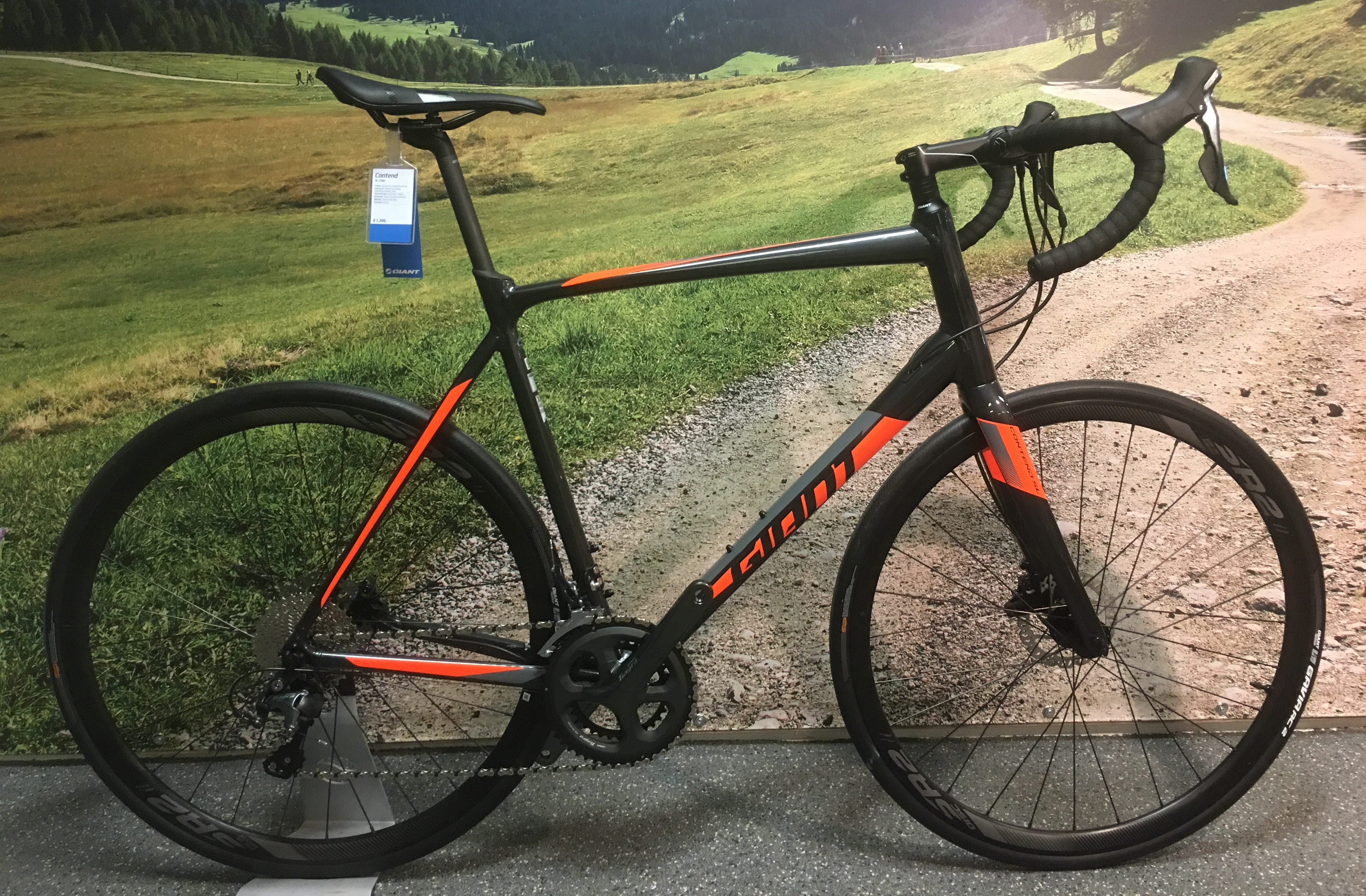 Giant Contend SL 2 Disc L 2019