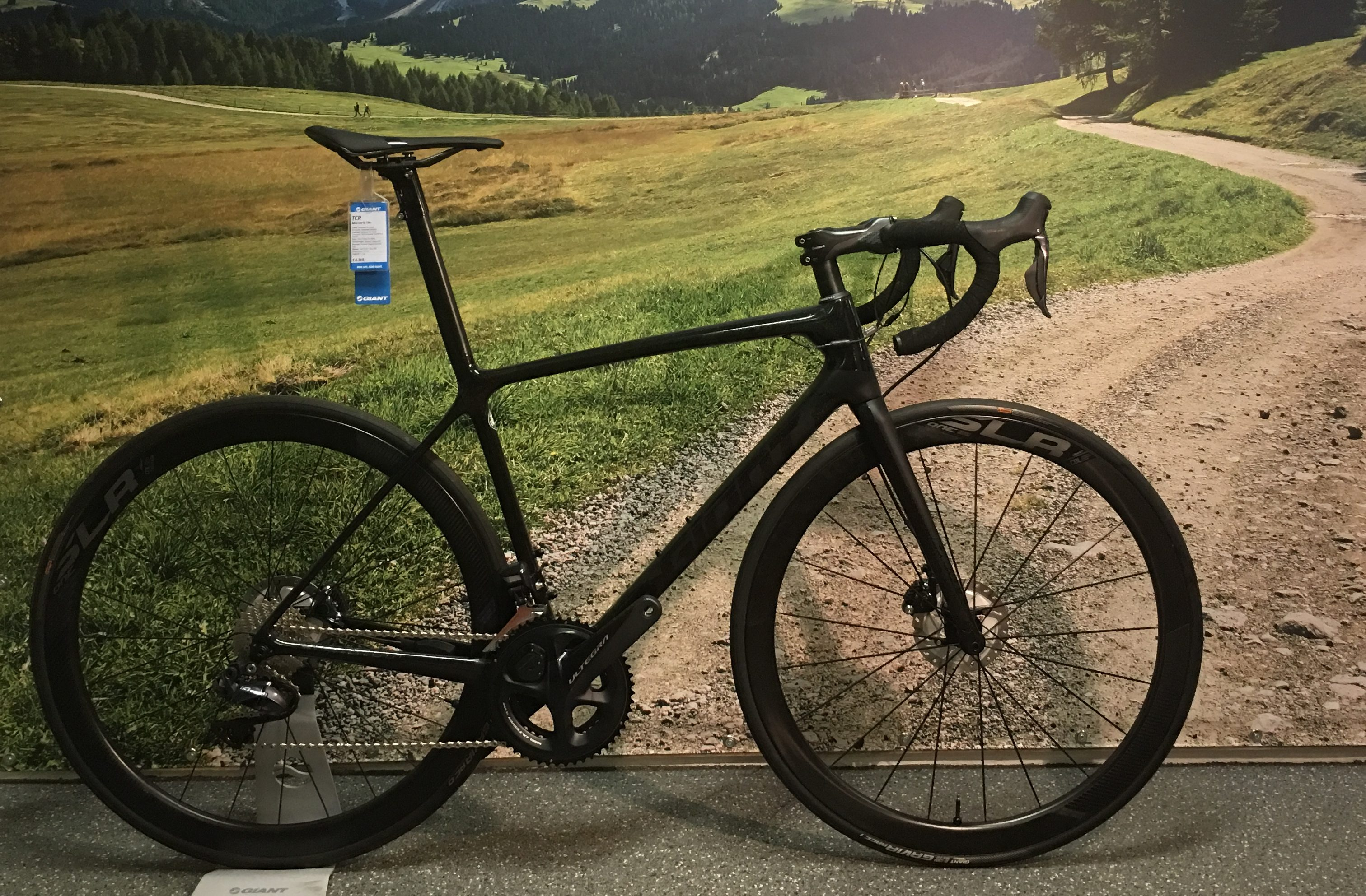 Demo Giant TCR Advanced SL 1 Disc M 2019