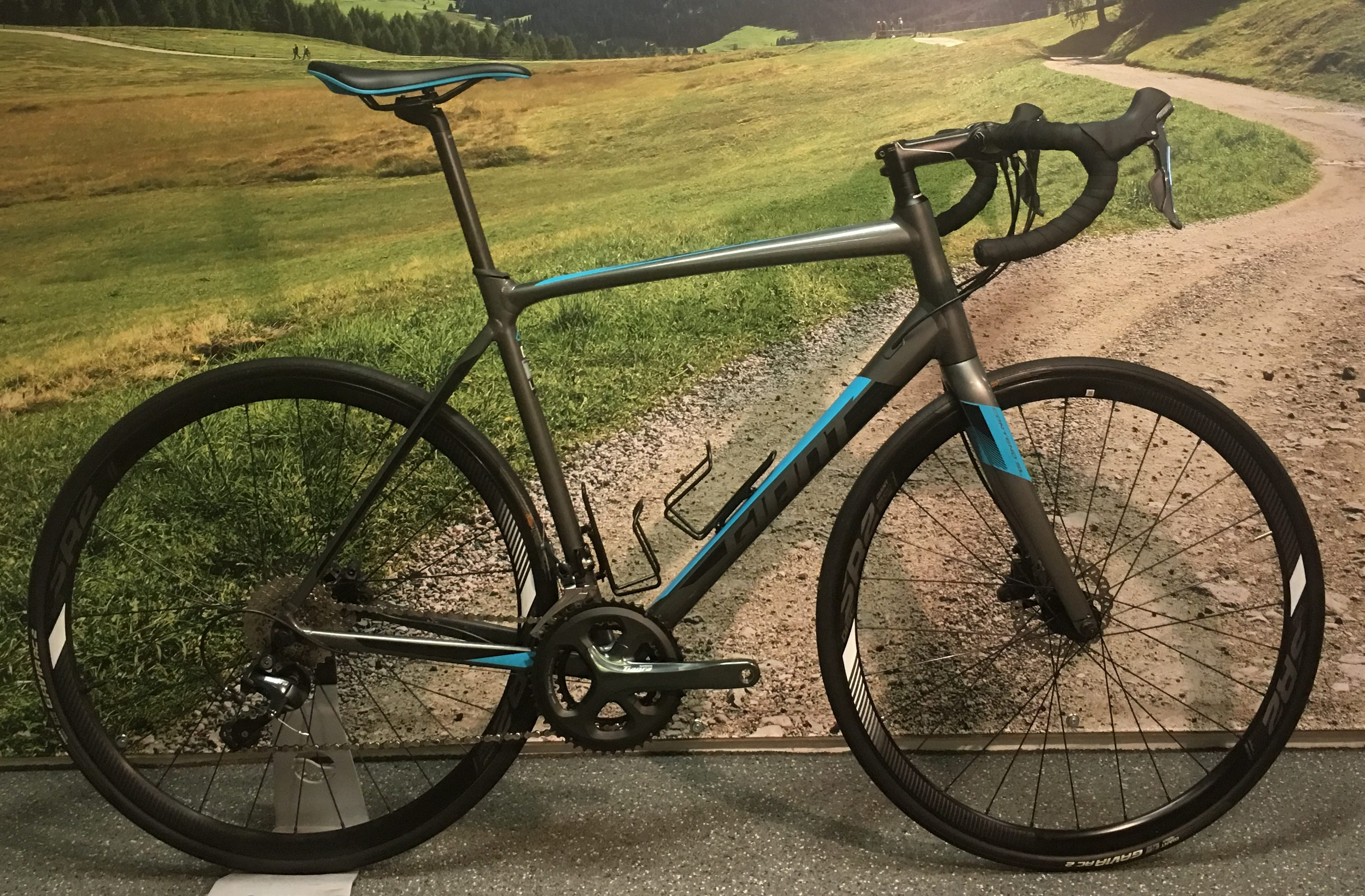 Giant Contend SL 2 Disc L 2018