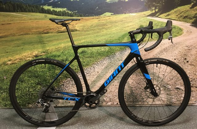 Giant TCX Advanced Pro 1 Disc L 2019