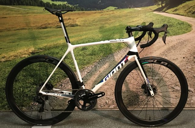 Giant TCR Advanced SL 0 Disc XL 2019
