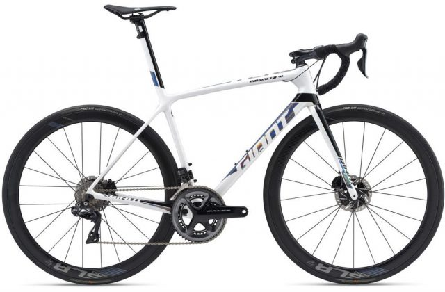 Giant TCR Advanced SL 0 Disc L 2019