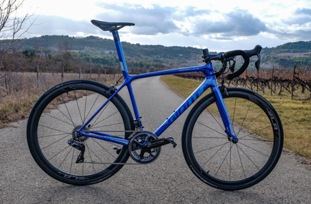 Giant TCR Advanced SL 0 2019