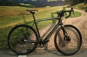 Gebruikte Specialized Roubaix SL4 Elite Disc 54cm (Gereserveerd)