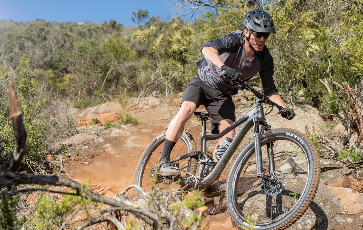 Mountainbikes Fully