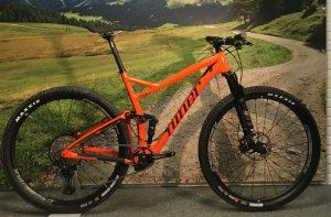 Niner RKT 9 RDO RS L Orange